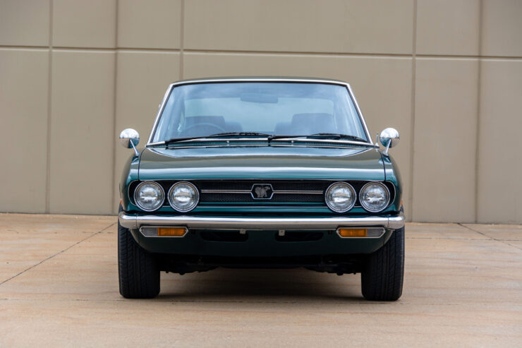 Isuzu 117 Car 5