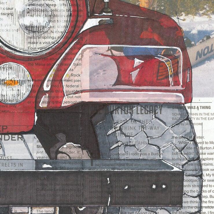 Jeep Art