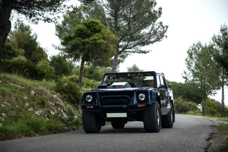 Lamborghini LM002 Rambo Lambo 15