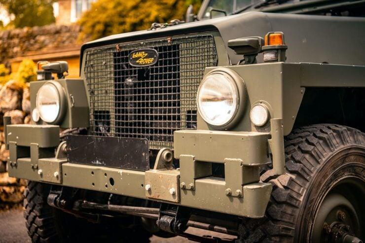 Land Rover Lightweight 4