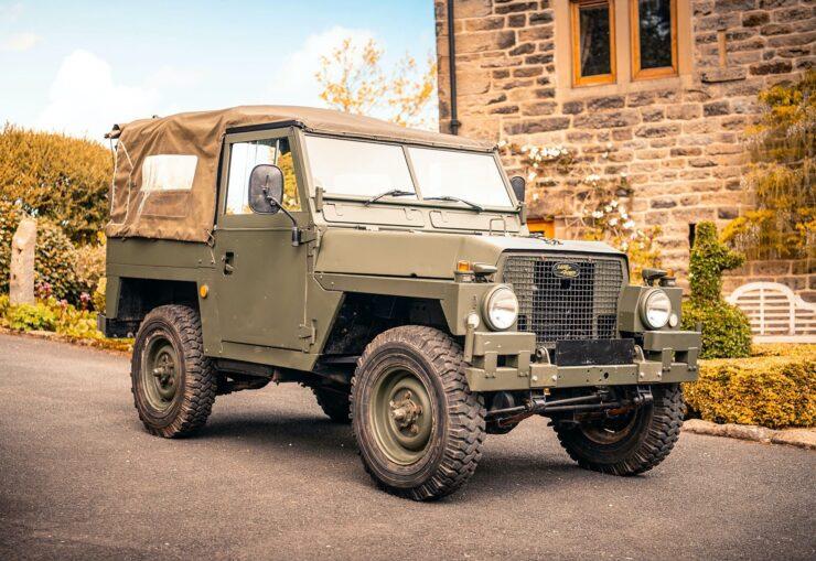 Land Rover Lightweight 6