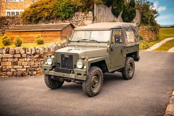 Land Rover Lightweight 7