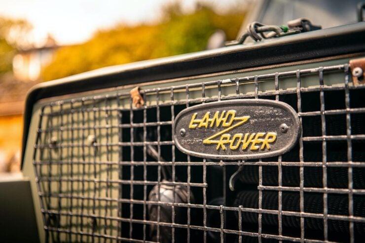Land Rover Lightweight 8