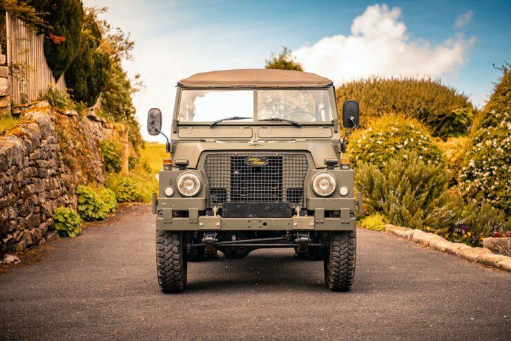Land Rover Lightweight 9