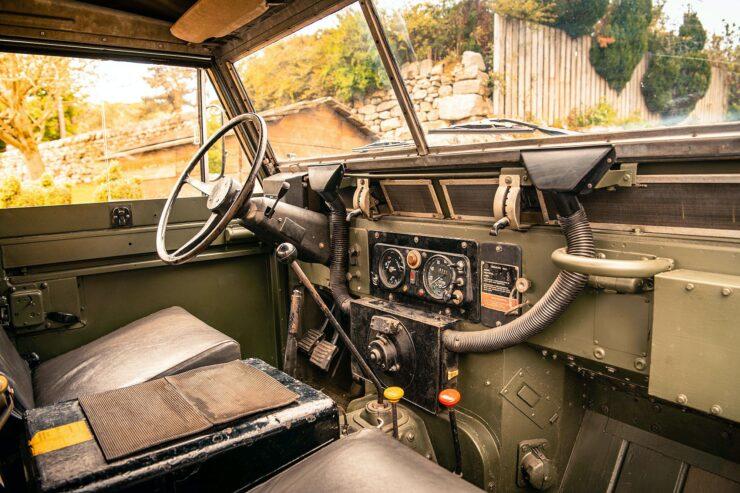 Land Rover Lightweight Series 3 2