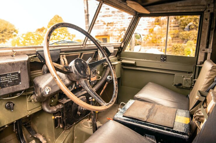 Land Rover Lightweight Series 3 3