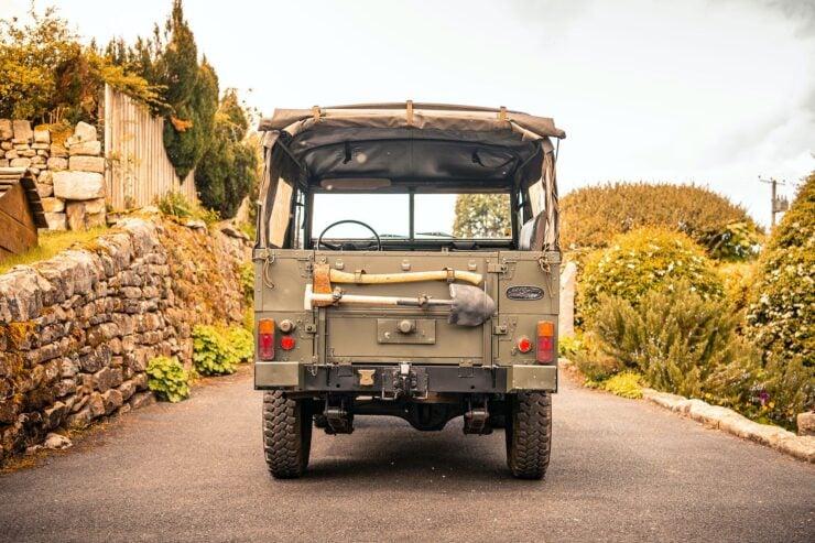 Land Rover Lightweight Series 3 8