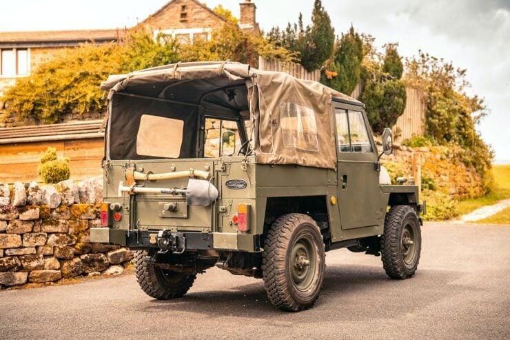 Land Rover Lightweight Series 3 9