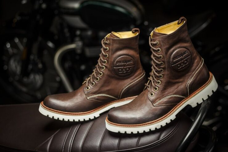McQueen Moto Boots by Umberto Luce 1