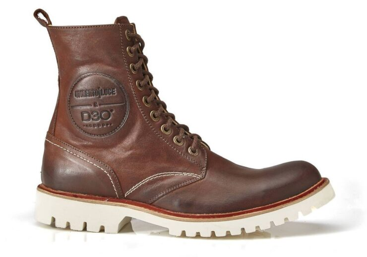 McQueen Moto Boots by Umberto Luce 4