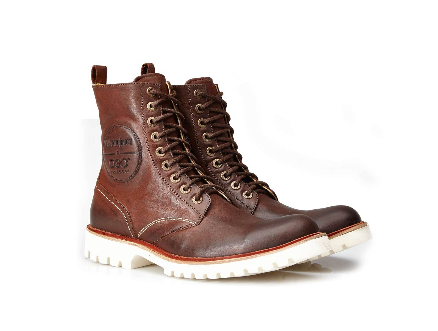 McQueen Moto Boots by Umberto Luce 5
