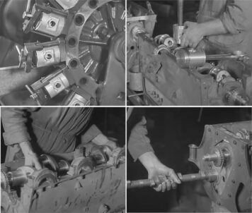 Morris Motors Factory Film 2