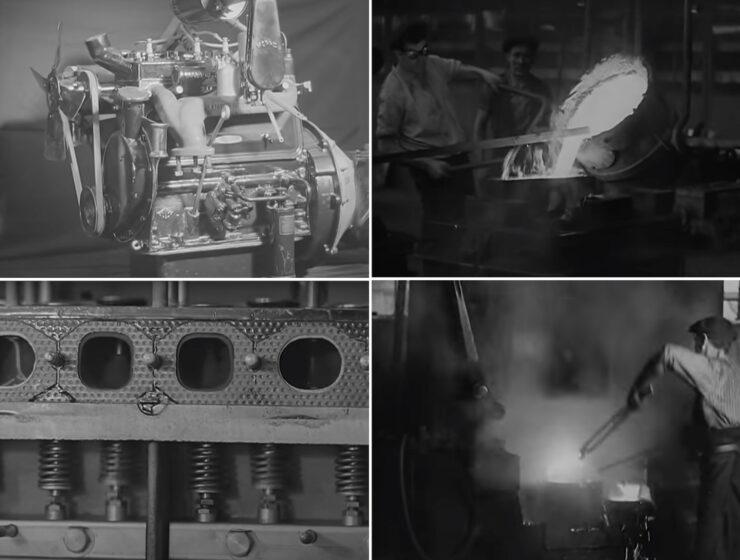 Morris Motors Factory Film