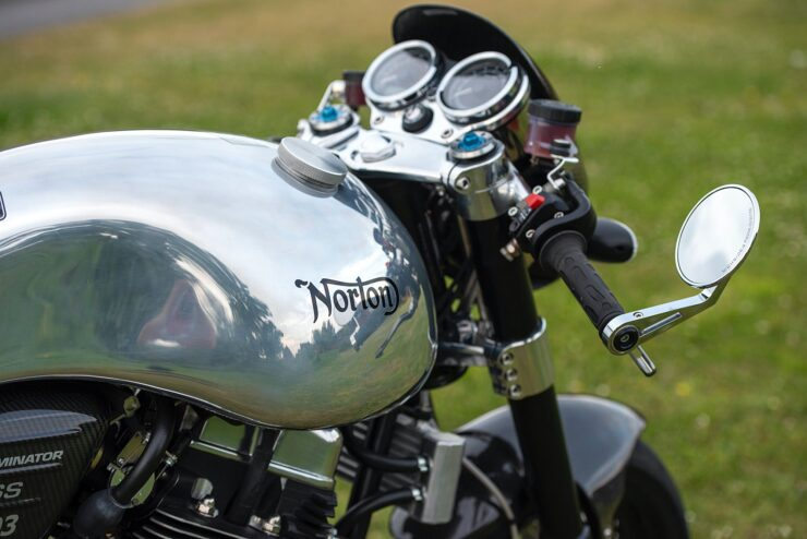 Norton Dominator SS 12
