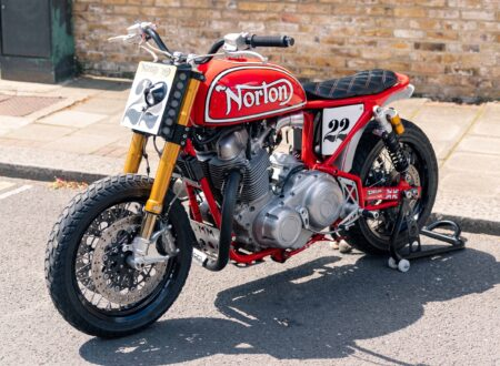 Norton MM 961 Flat Tracker 10