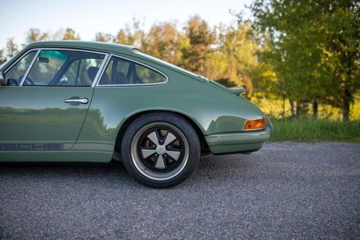 Porsche 911 Reimagined By Singer 10