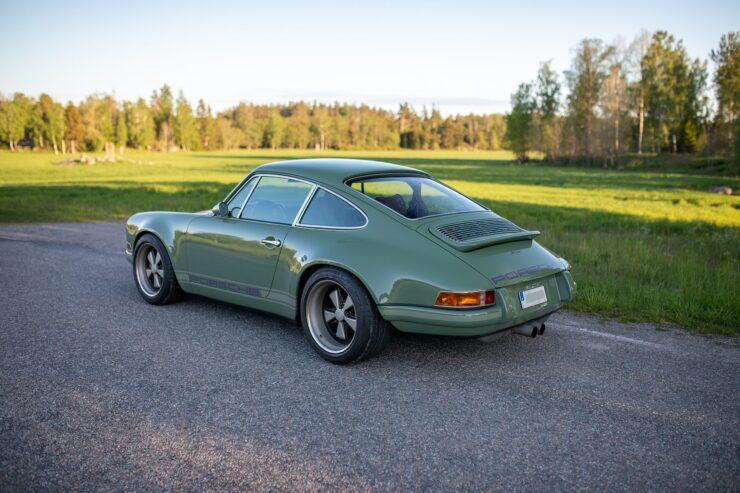 Porsche 911 Reimagined By Singer 11