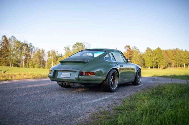 Porsche 911 Reimagined By Singer 12