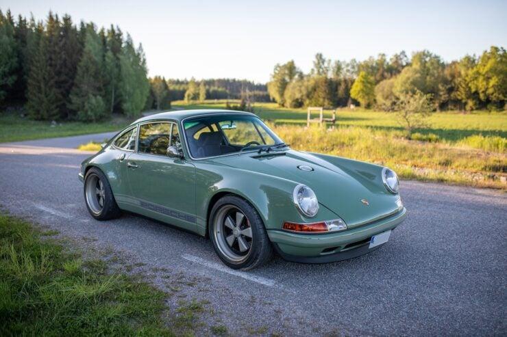 Porsche 911 Reimagined By Singer 13