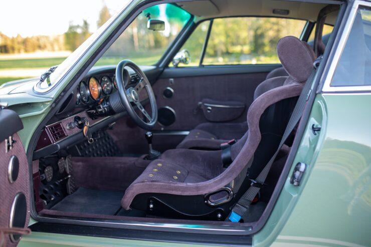 Porsche 911 Reimagined By Singer 15