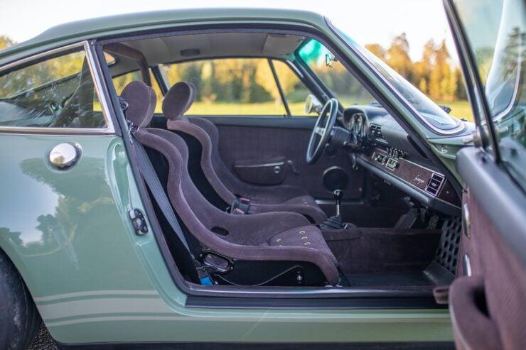 Porsche 911 Reimagined By Singer 16