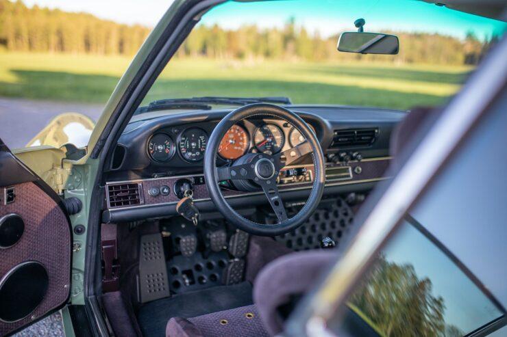 Porsche 911 Reimagined By Singer 17