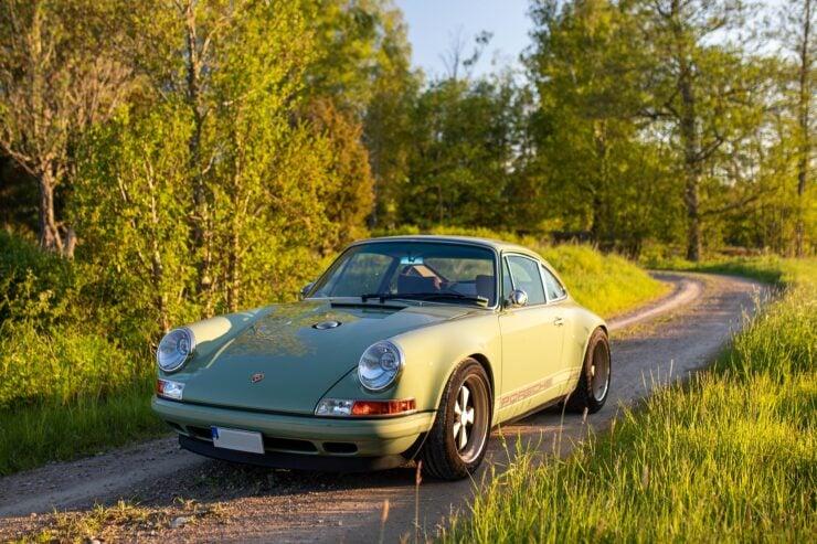 Porsche 911 Reimagined By Singer 19