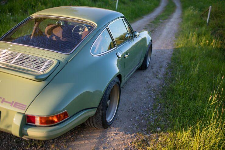 Porsche 911 Reimagined By Singer 20