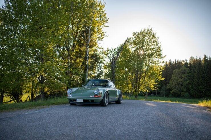 Porsche 911 Reimagined By Singer 5
