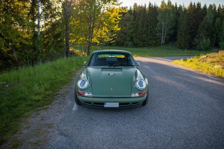 Porsche 911 Reimagined By Singer 6