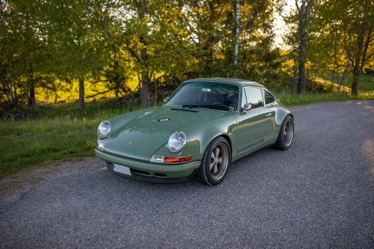 Porsche 911 Reimagined By Singer 7