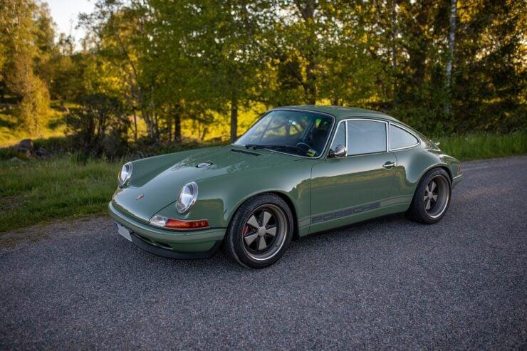 Porsche 911 Reimagined By Singer 8