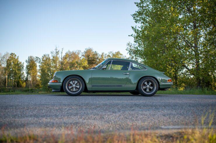 Porsche 911 Reimagined By Singer 9