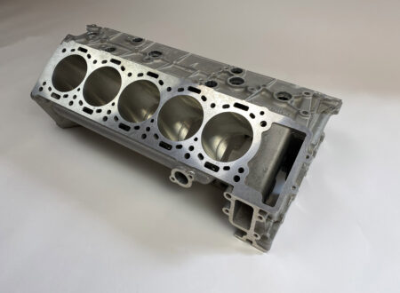 Porsche Carrera GT Engine Block