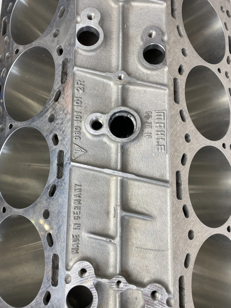 Porsche Carrera GT Engine Block 6