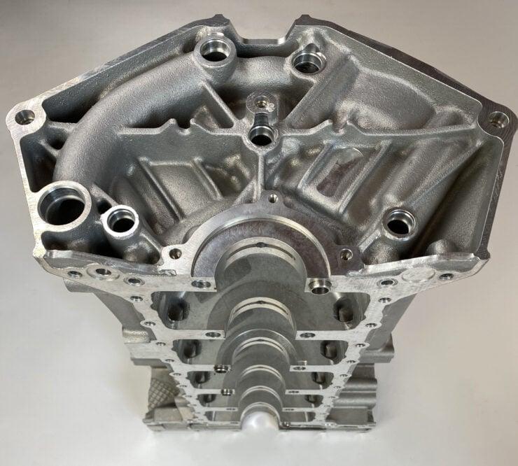 Porsche Carrera GT Engine Block 8
