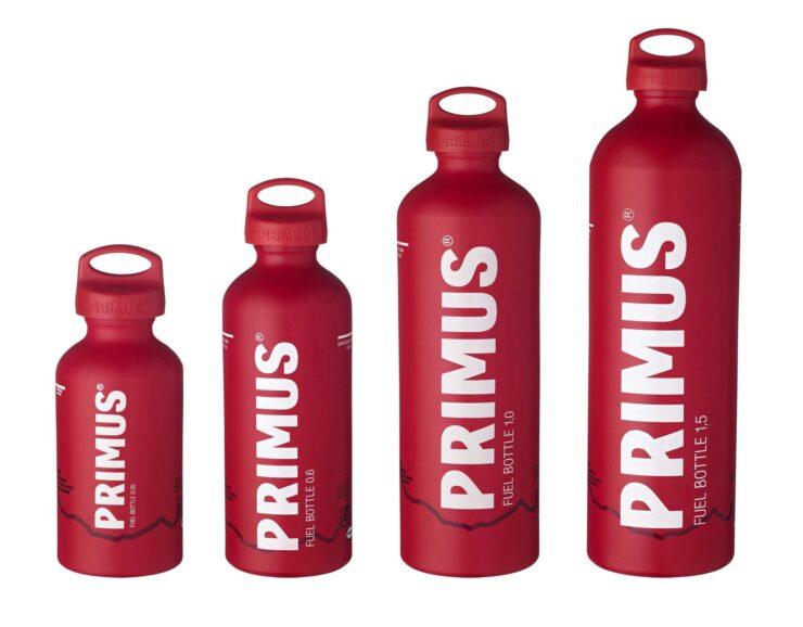 Primus Fuel Bottle Sizes