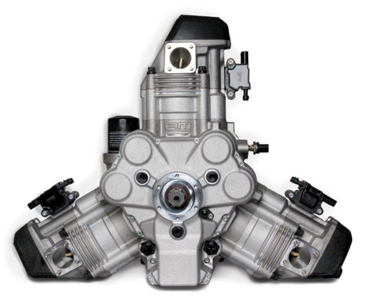 Radial Motion Engine 1