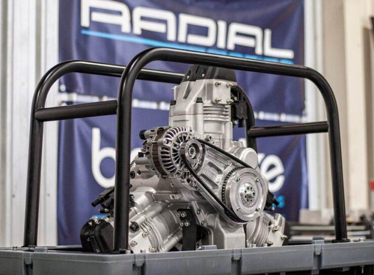 Radial Motion Engine 10