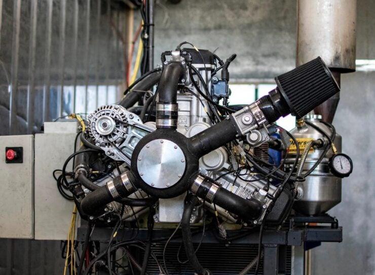 Radial Motion Engine 7