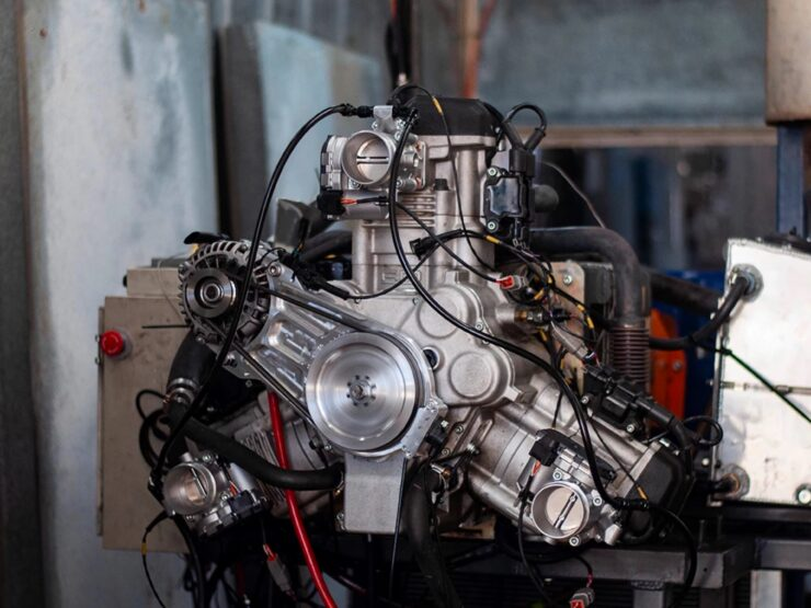 Radial Motion Engine