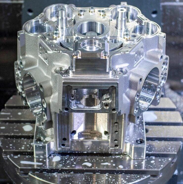 Radial Motion Engine 9