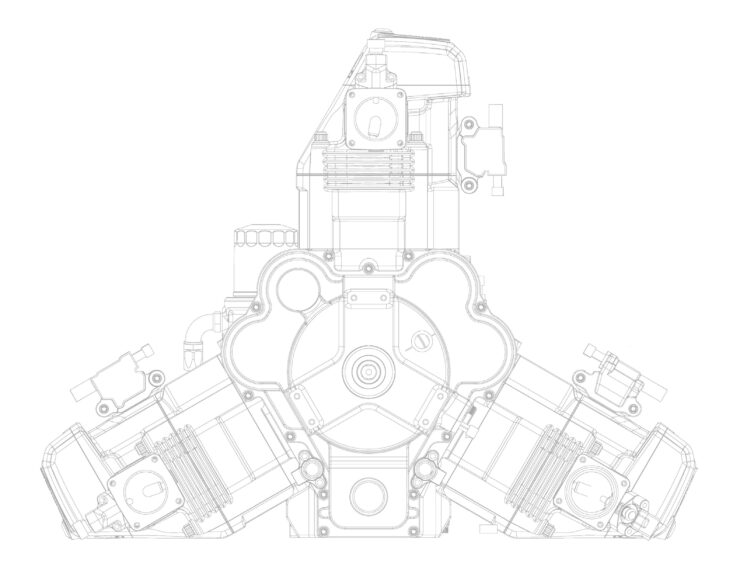 Radial Motion Engine Design