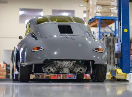 Radial Motion Engine Porsche 356 1