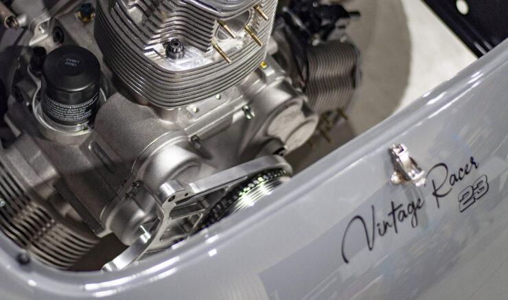 Radial Motion Engine Porsche 356 2
