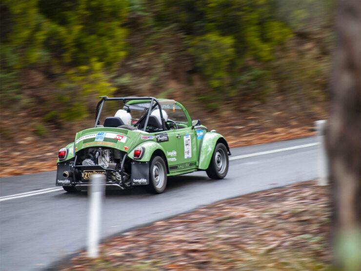 Radial Motion Engine VW Beetle 1