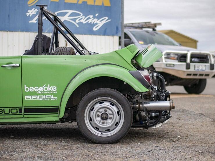 Radial Motion Engine VW Beetle 2