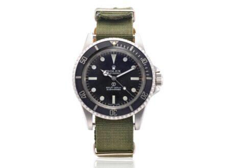 Rolex Military Submariner MilSub