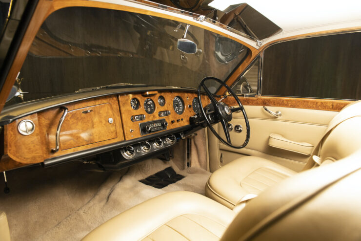 Rolls-Royce Silver Cloud III By James Young 3