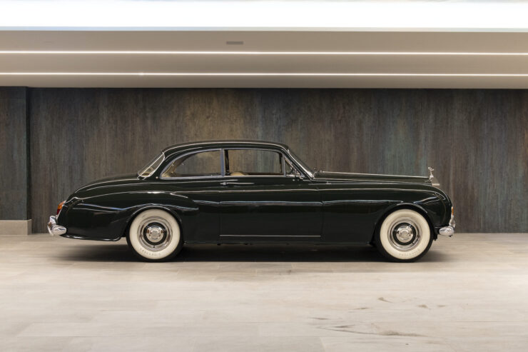 Rolls-Royce Silver Cloud III By James Young 4